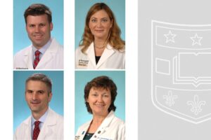 Congratulations to our new Associate Professors of Medicine